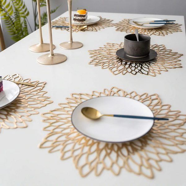 Placemat For Dining Table Hollow Pad